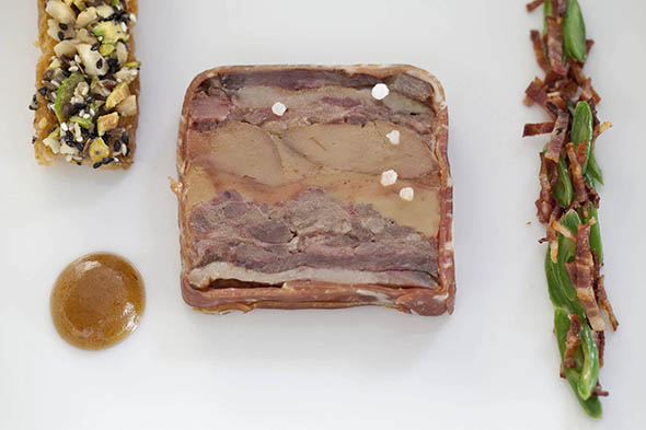 Pressed Duck Terrine Recipe Pressed Duck Terrine With a